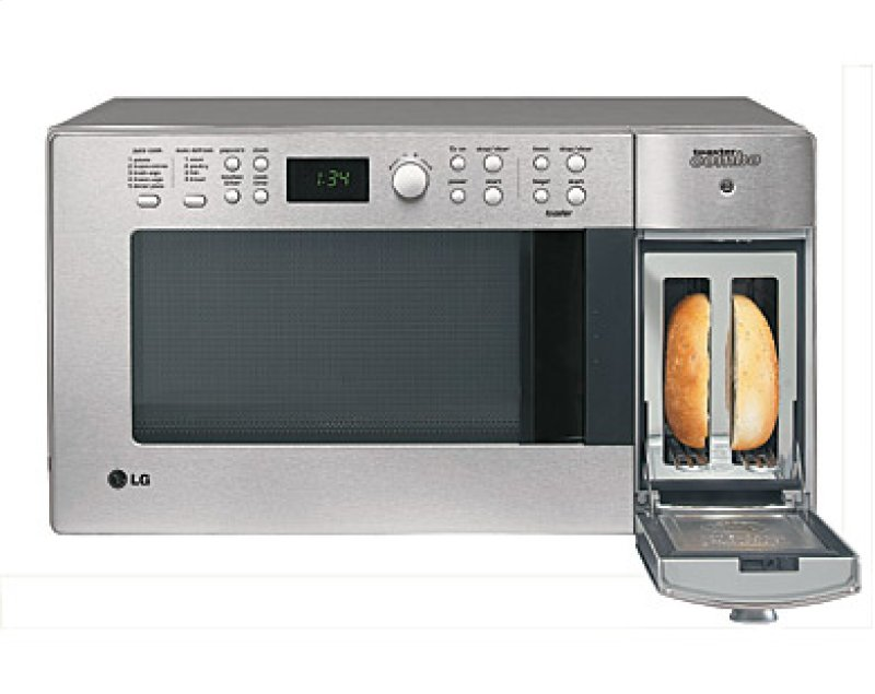 ... in by LG in Pleasant Hill, CA - Combination Microwave Oven and Toaster