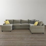 U-Shaped Sectional Product Image