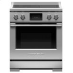 Fisher PaykelFisher Paykel Induction Range, 30&quot, 4 Zones with SmartZone, Self-cleaning