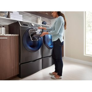 Samsung Pedestals And Accessories Laundry Pedestals We357a0v