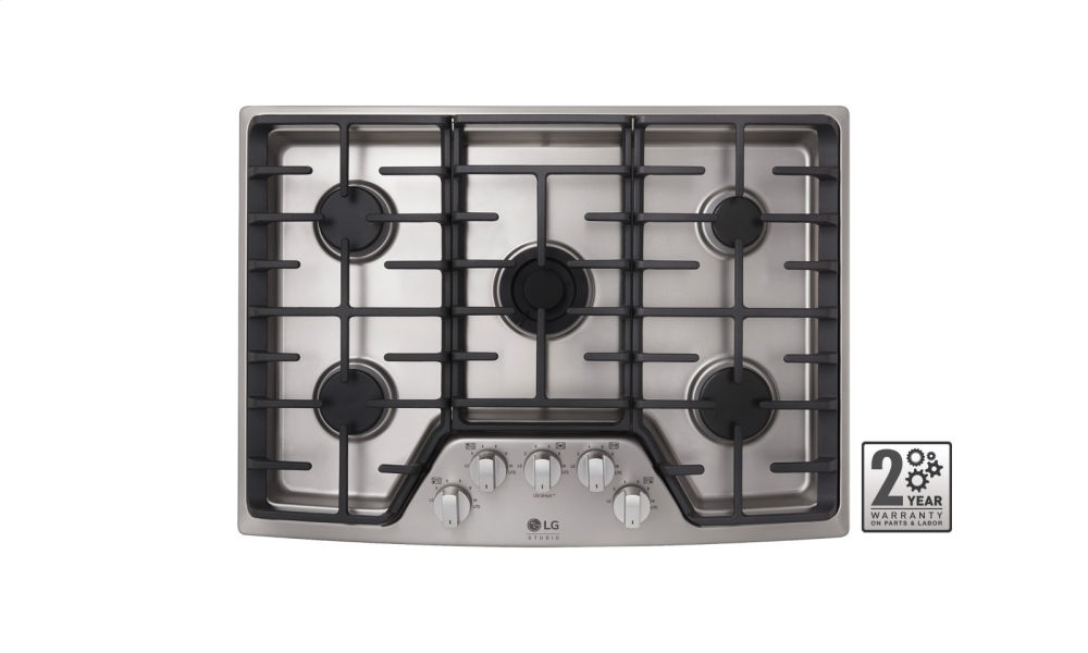 "LG STUDIO - 30"" Gas Cooktop
