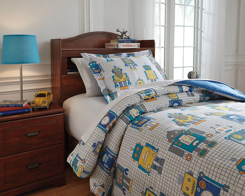 ASHLEY FURNITURE Q775001T  HOME ACCENTS on BEDROOM ENSEMBLES