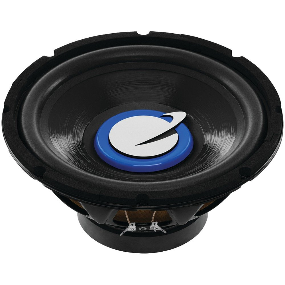 """Torque Series Single Voice-Coil Subwoofer (10"""", 1,200 Watts)"""