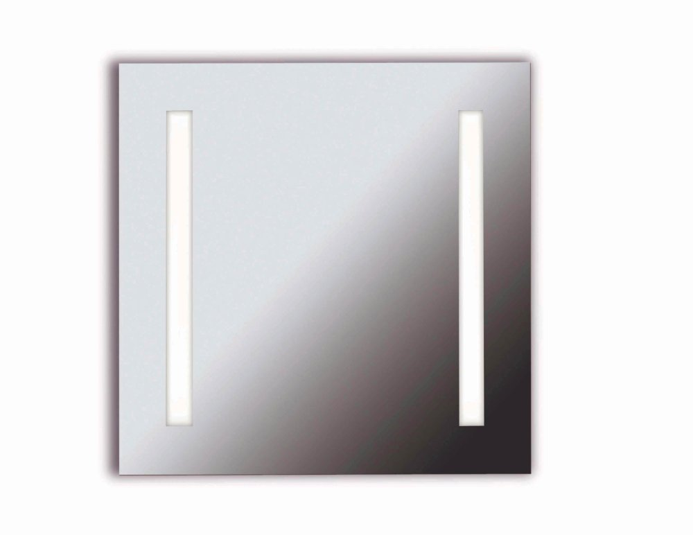 2 Light Vanity Mirror