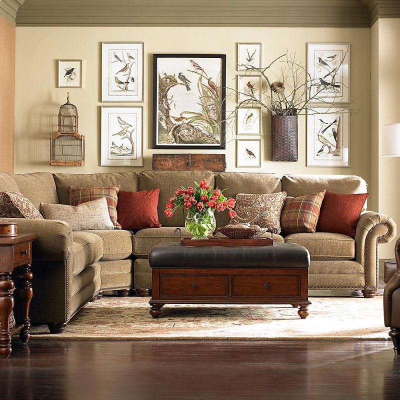 5000CLSECTF by Bassett Furniture in Naples, FL - Custom Upholstery ...
