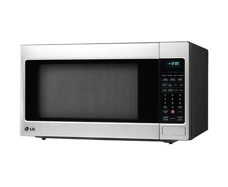 Lg Countertop Microwave With Trim Kit : LCRT2010ST LG Appliances 2.0 Cu. Ft. 1200W Countertop Microwave ...