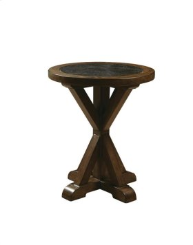 American Attitude Chairside Table