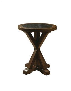 American Attitude Chairside Table