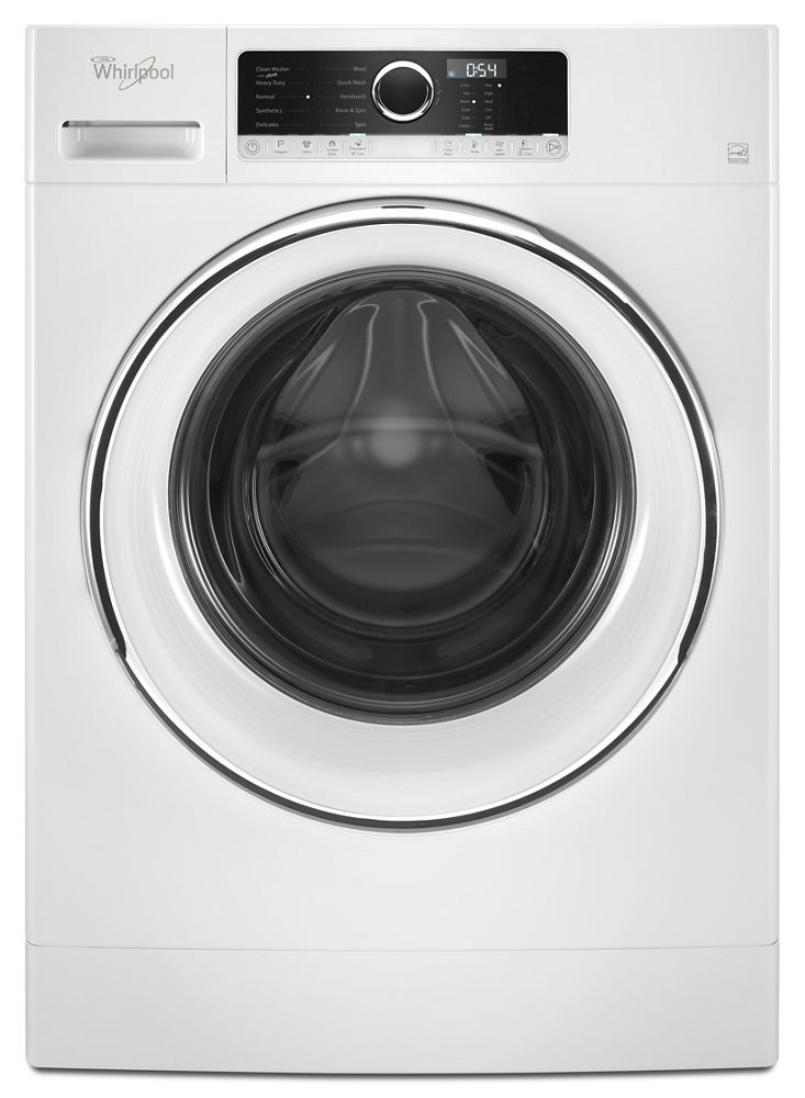"""2.3 Cu. Ft. 24"""" Compact Washer With The Detergent Dosing Aid Option  White"""