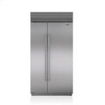 Sub ZeroSub Zero 42&quot Classic Side-by-Side Refrigerator/Freezer