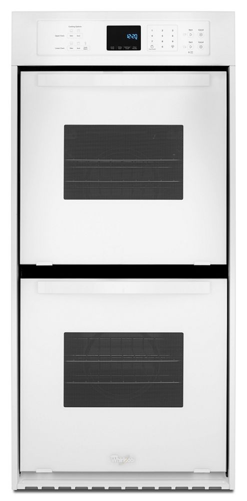 Whirlpool Ovens Double Wall Ovens White Wod51es4ew