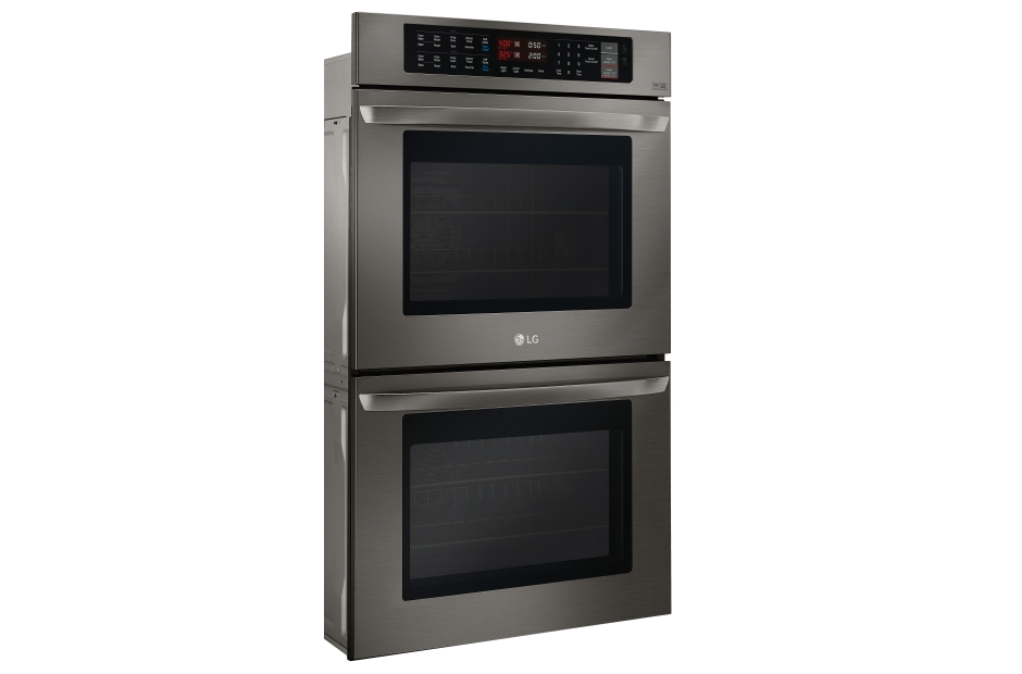 how to self clean lg oven