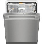 MieleMiele Fully-integrated, full-size dishwasher with hidden control panel, 3D+ cutlery tray and CleanTouch Steel panel