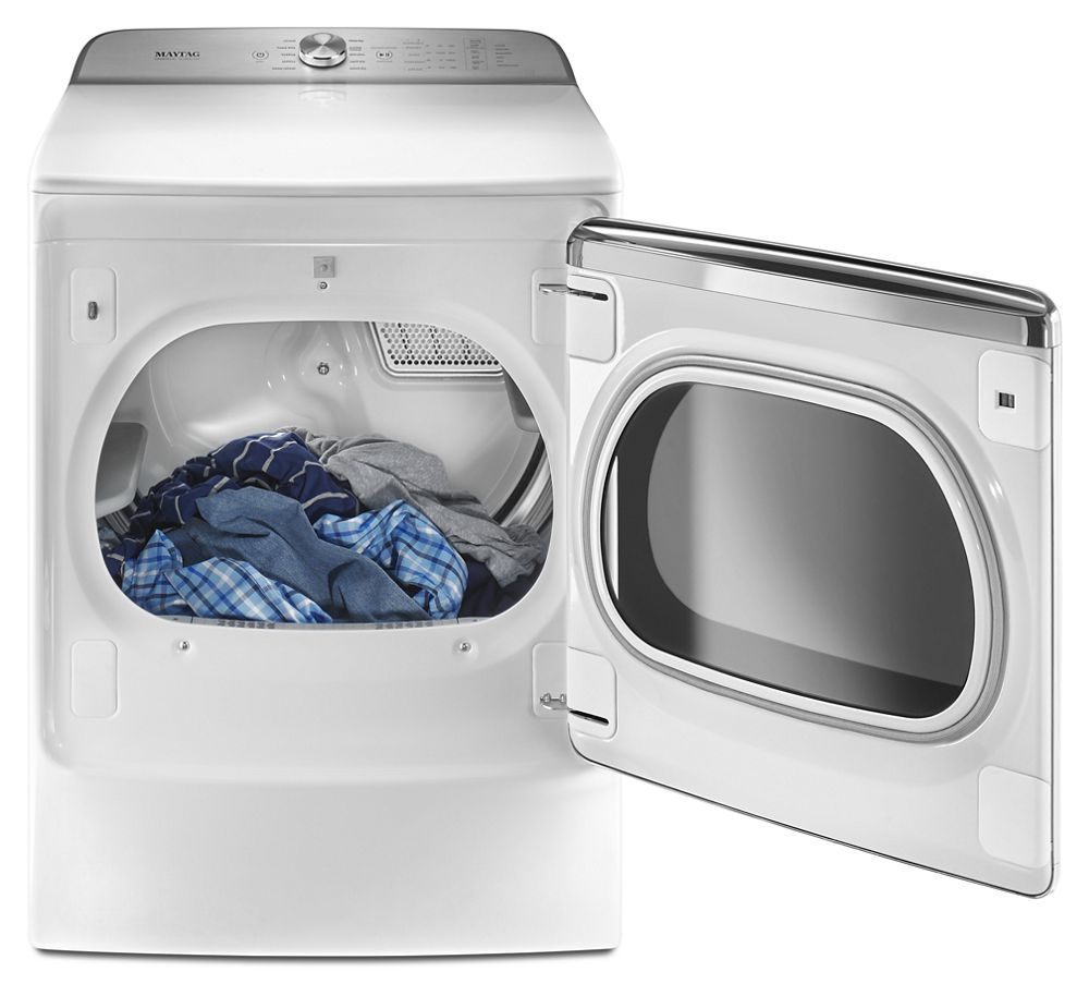 Maytag Dryers Gas Front Load White Mgdb955fw