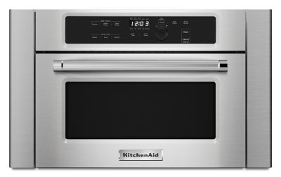 Kitchenaid 24 Quot Built In Microwave Oven With 1000 Watt