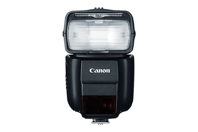 Canon Speedlite 430EX III-RT Camera Flash Speedlite with wireless capability