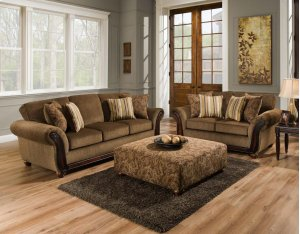 56551662 In By American Furniture Manufacturing In Longview Tx Cornell Chestnut Ottoman