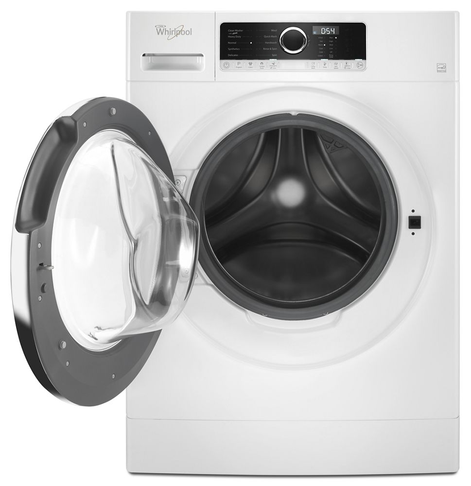 Whirlpool 2 3 Cu Ft Compact Front Load Washer With