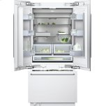 GaggenauGaggenau 36&quot Built In French Door Refrigerator