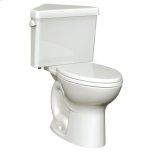 American StandardCadet PRO Round Corner Toilet - 1.28 GPF - White
