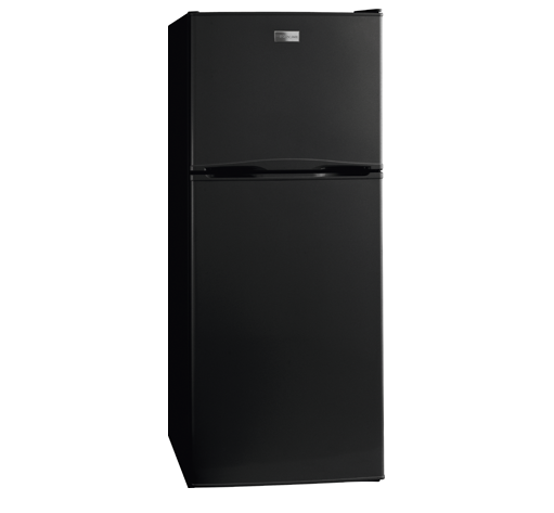 frigidaire 12 cu ft top freezer apartment size refrigerator
