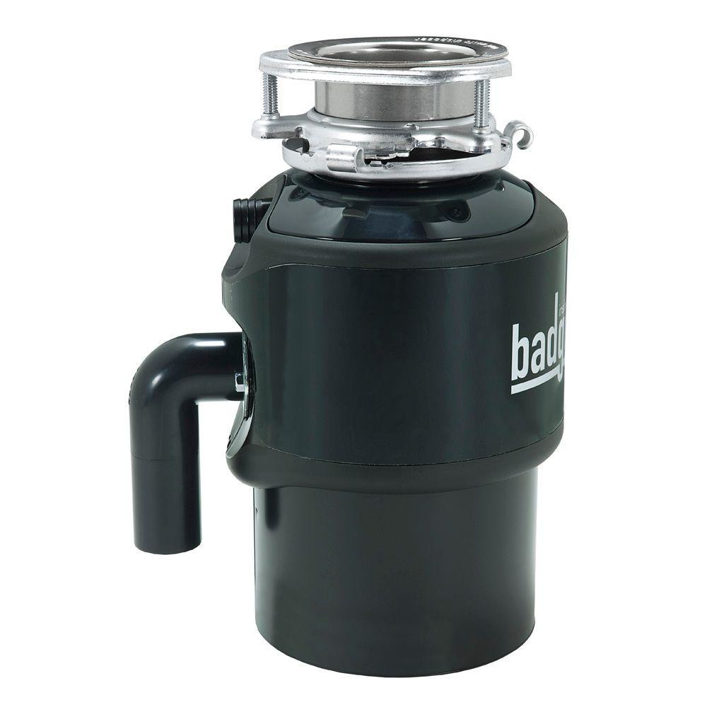 hidden additional badger 900 garbage disposal
