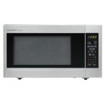 SharpSharp Carousel Countertop Microwave Oven 1.8 cu. ft. 1100W Stainless Steel