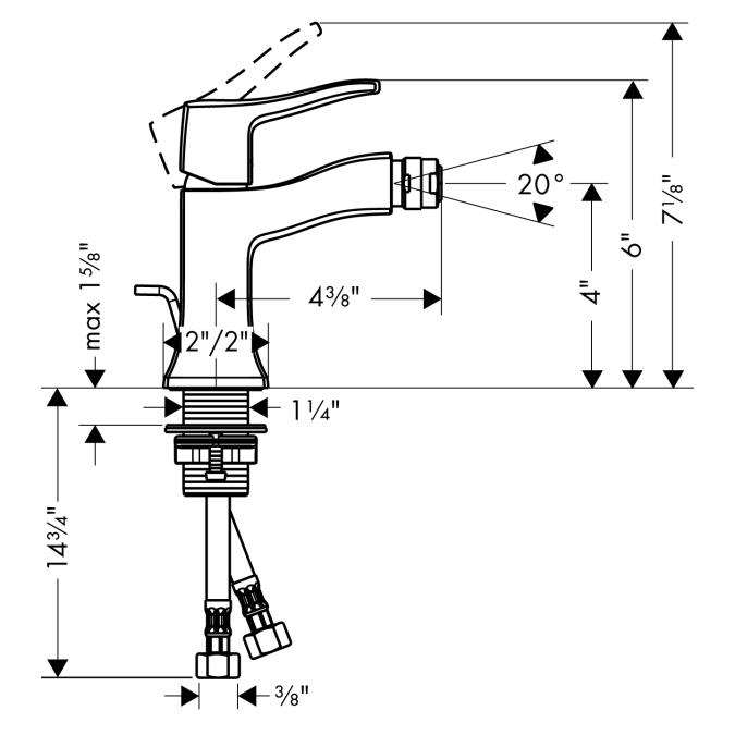 kwc faucet cartridge