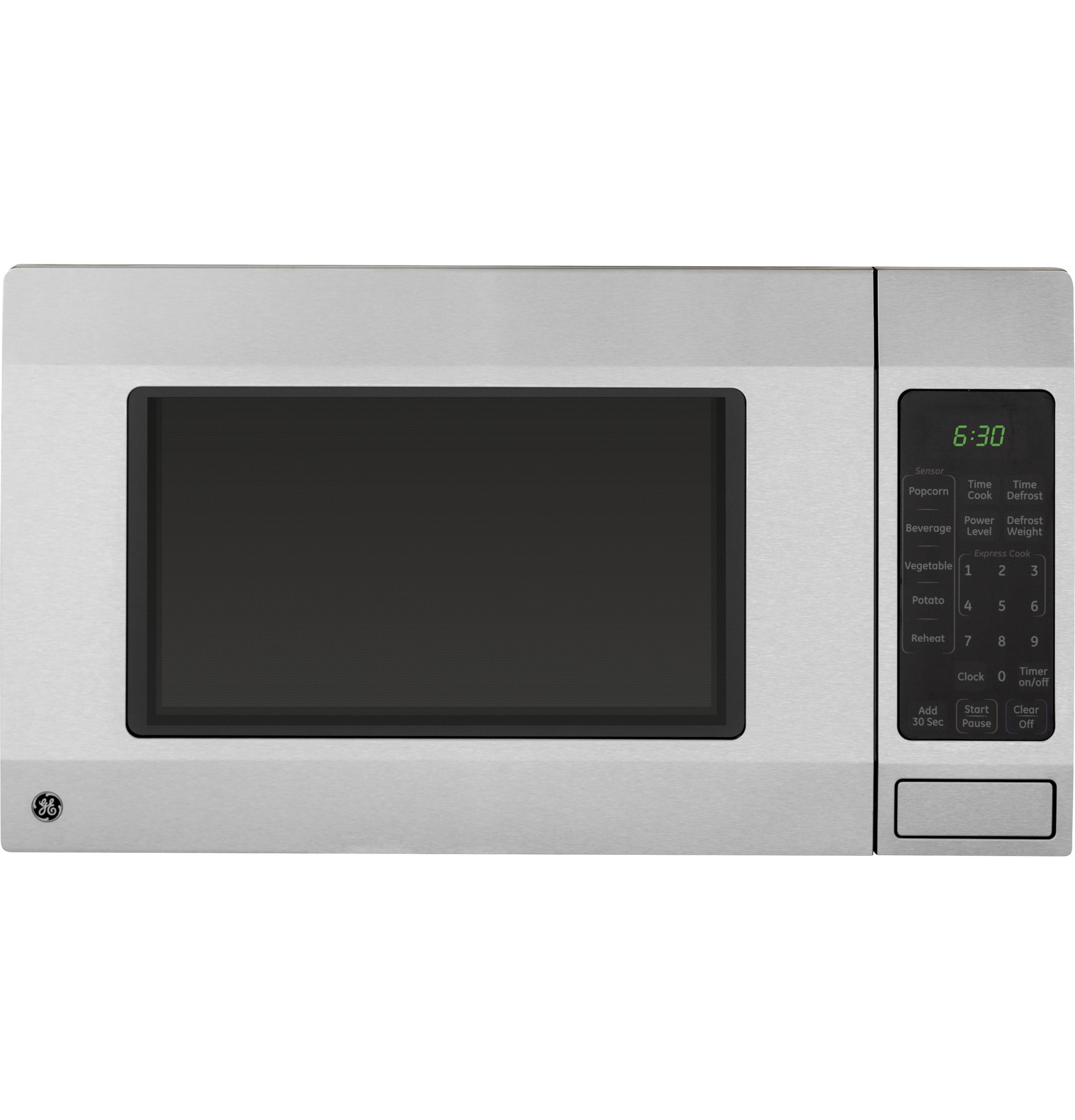 GE(R) 1.6 Cu. Ft. Countertop Microwave Oven
