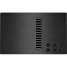"""Electric Radiant Downdraft Cooktop, 36"""" Product Image"""