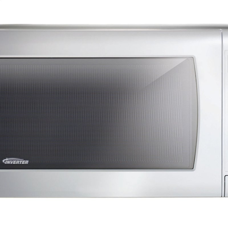Countertop Microwave With Vent : ... Countertop Microwave Oven with Inverter Technology - White - NN-H965WF