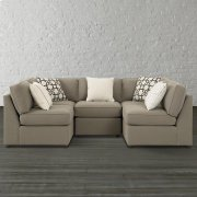 Beckie U-Shaped Sectional Product Image