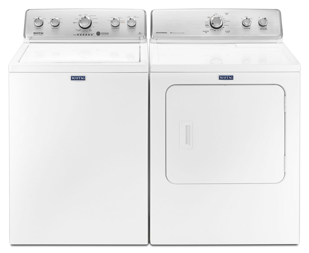 Maytag washers top load white mvwc565fw - Maytag whirlpool ...