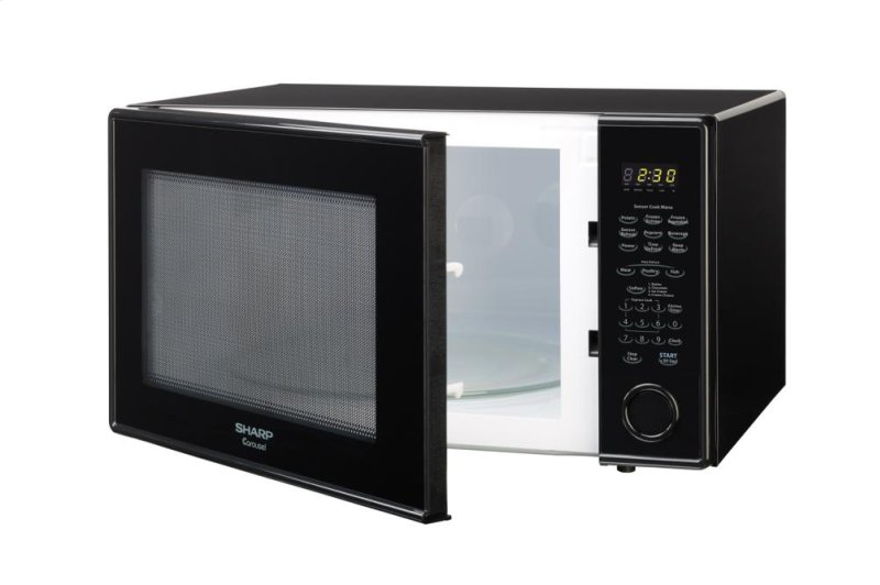 Additional Sharp Carousel Countertop Microwave Oven 2.2 cu. ft. 1200W ...