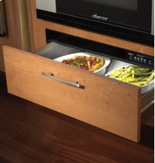 "Renaissance 24"" Integrated Warming Drawer"