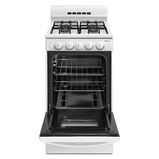 Amana 2.6 Cu. Ft. 20 In. Gas Range With Oven