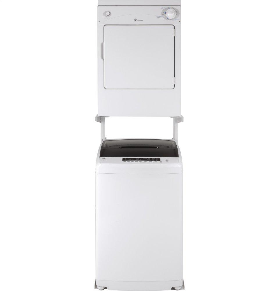 GE Spacemaker(R) 120V 3.6 Cu. Ft. Capacity Portable Electric Dryer