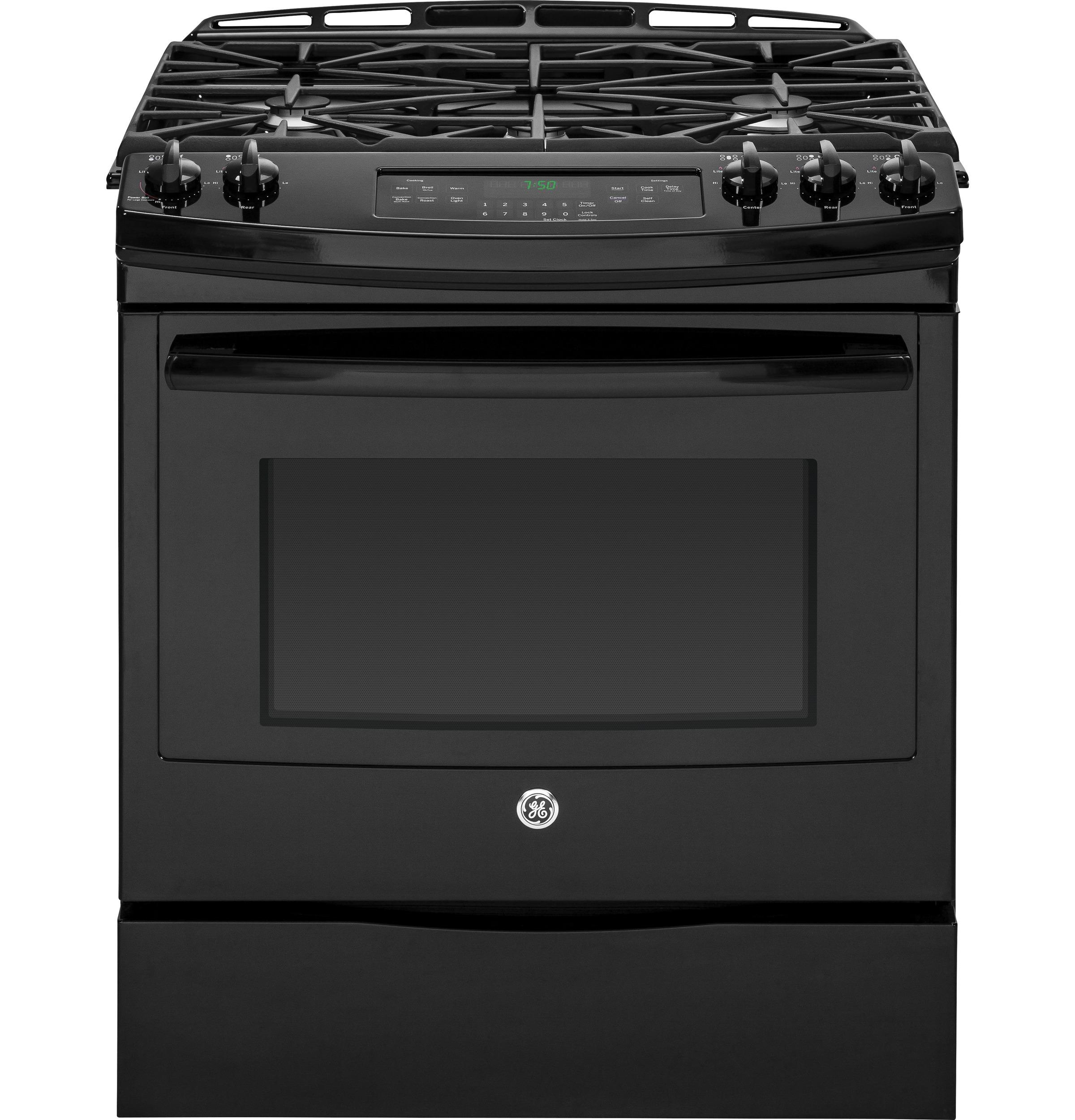 GE APPLIANCES JGS750DEFBB