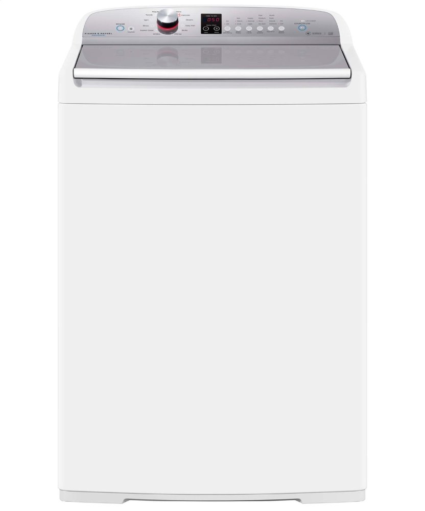 4 cu ft AquaSmart High Efficiency Top Load Washer with SmartTouch Dial