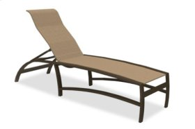 by Homecrest Outdoor Living in Newton, IA - Adjustable Chaise, Sling