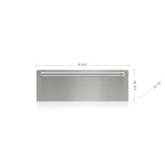 WolfWolf 30&quot Warming Drawer