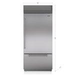Sub ZeroSub Zero 36&quot Classic Over-and-Under Refrigerator/Freezer