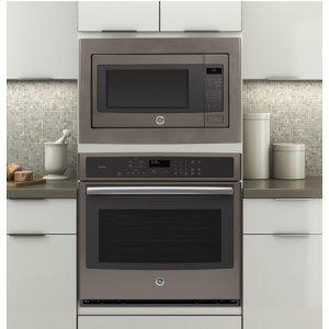 Ge Countertop Microwave In Slate : Profile GE PROFILE Series 2.2 Cu. Ft. Countertop Microwave Oven Slate ...