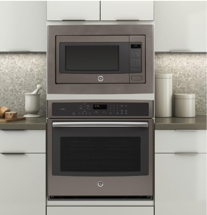 Additional GE Profile? Series 2.2 Cu. Ft. Countertop Microwave Oven