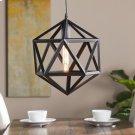 Lecava Geometric Cage Pendant Lamp Product Image