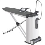 MieleMiele B 3312 FashionMaster - Steam ironing system with display and honeycomb soleplate for optimum smoothing.