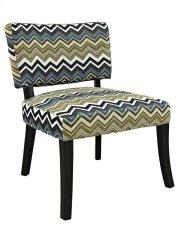 Zig Zag Armless Chair Product Image