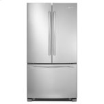 Jenn-Air●ENERGY STAR Qualified ●Factory Installed Ice Maker ●20 cu ft Capacity ●TriSensor Electronic Climate Control