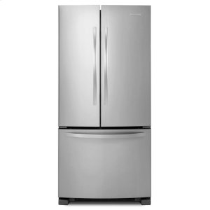 22 Cu. Ft. Standard-Depth French Door Refrigerator, Architect(r) Series Ii - Stainless Steel