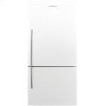 Fisher & PaykelActiveSmart Refrigerator - 17.60 cu. ft. counter depth bottom freezer
